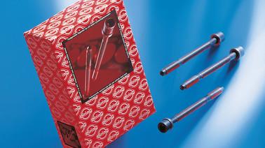 Vis de culasse: seules les vis de culasse neuves sont fiables à 100%
